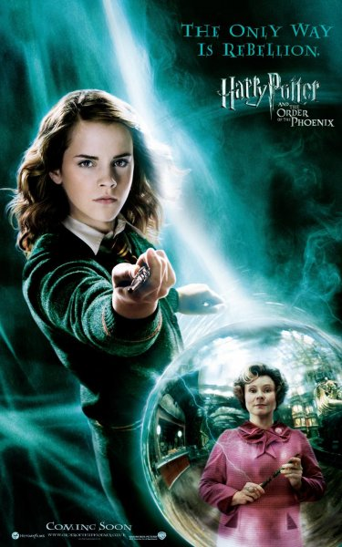 Harry Potter and the Order of the Phoenix poster