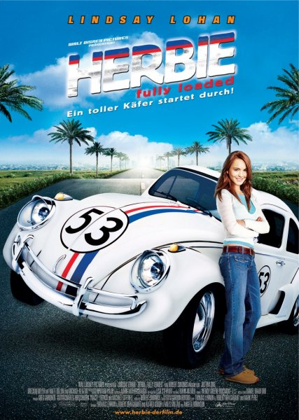 Herbie: Fully Loaded poster