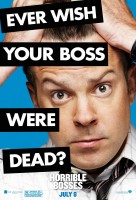 Horrible Bosses poster