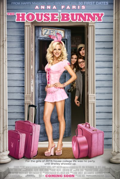 House Bunny, The poster