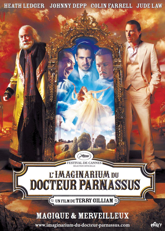 Imaginarium of Doctor Parnassus  The  2009  posterThe Imaginarium Of Doctor Parnassus Poster