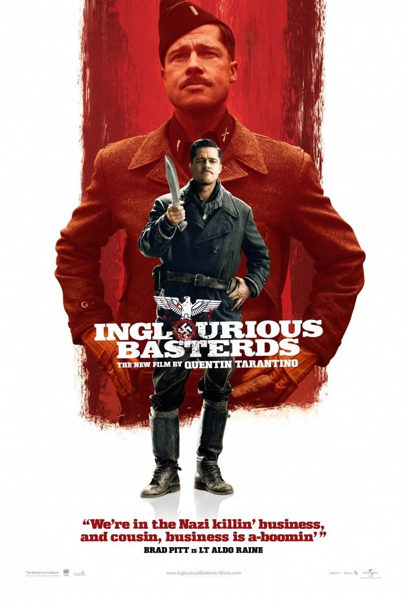 inglourious basterds soundtrack ending a relationship