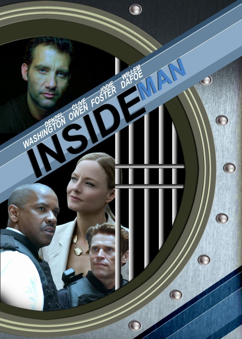 Inside man 2006 poster for Inside movie