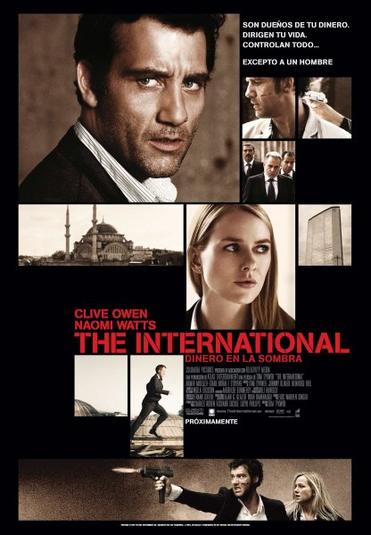 International, The poster