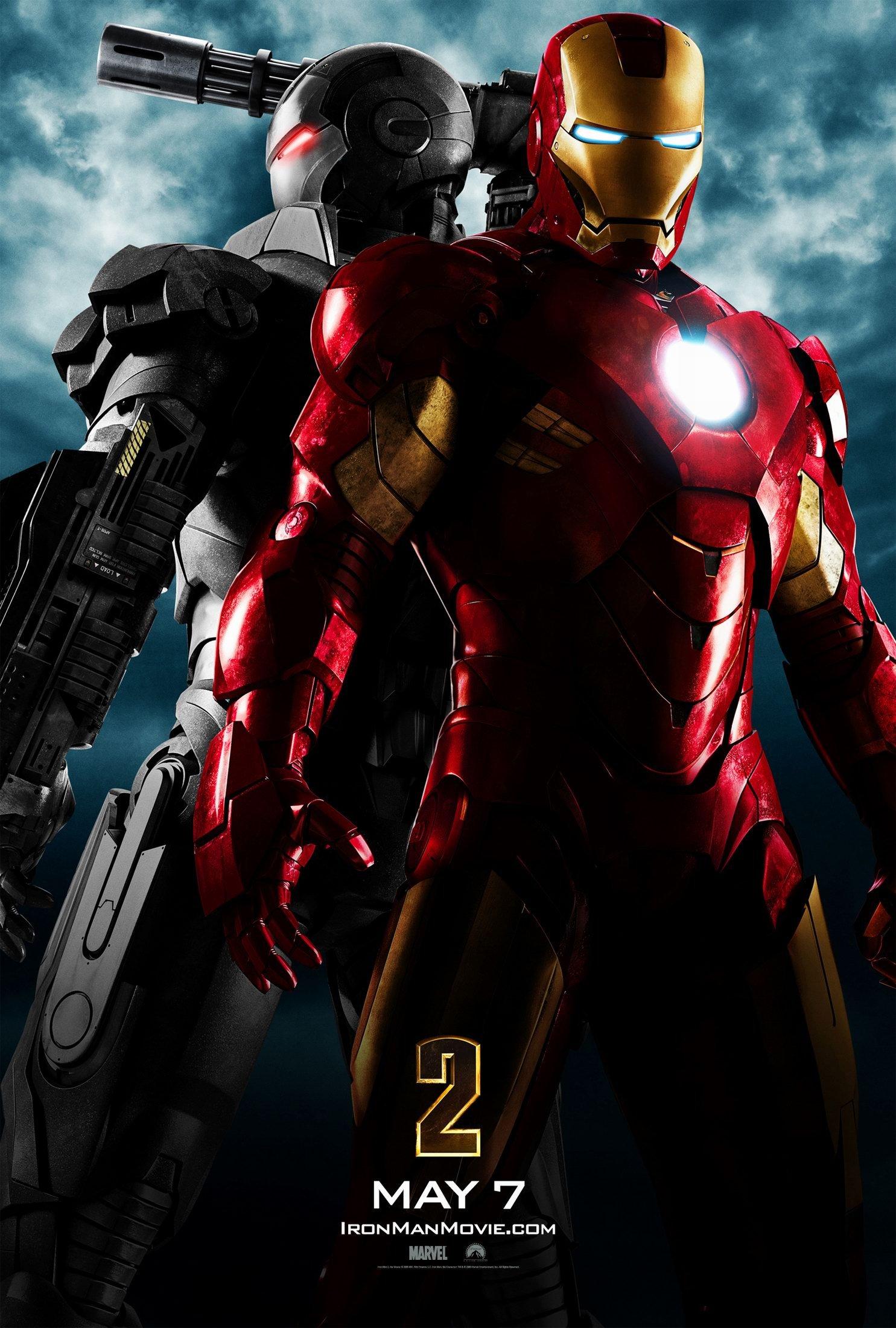 Iron Man 2 Stream Free