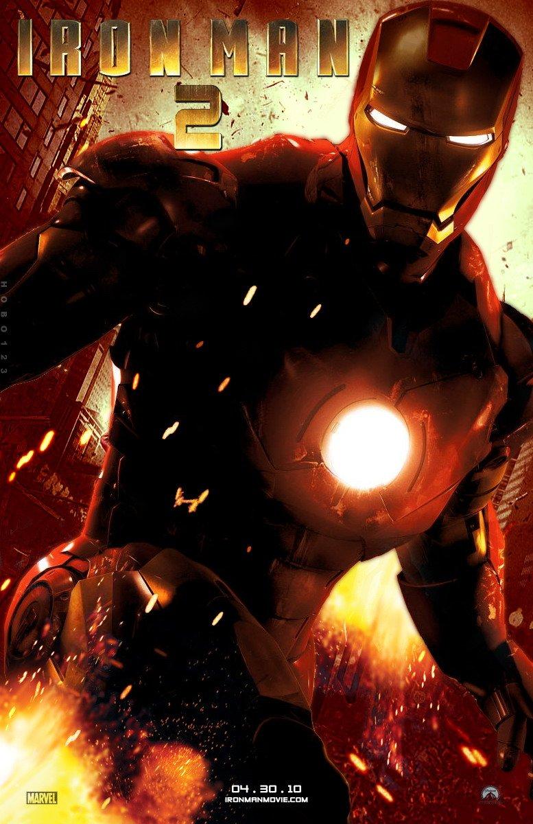 Iron Man 2: فيلم الأكشن والمغامرة Iron Man 2 2010 مترجم بجودة TC .HQ