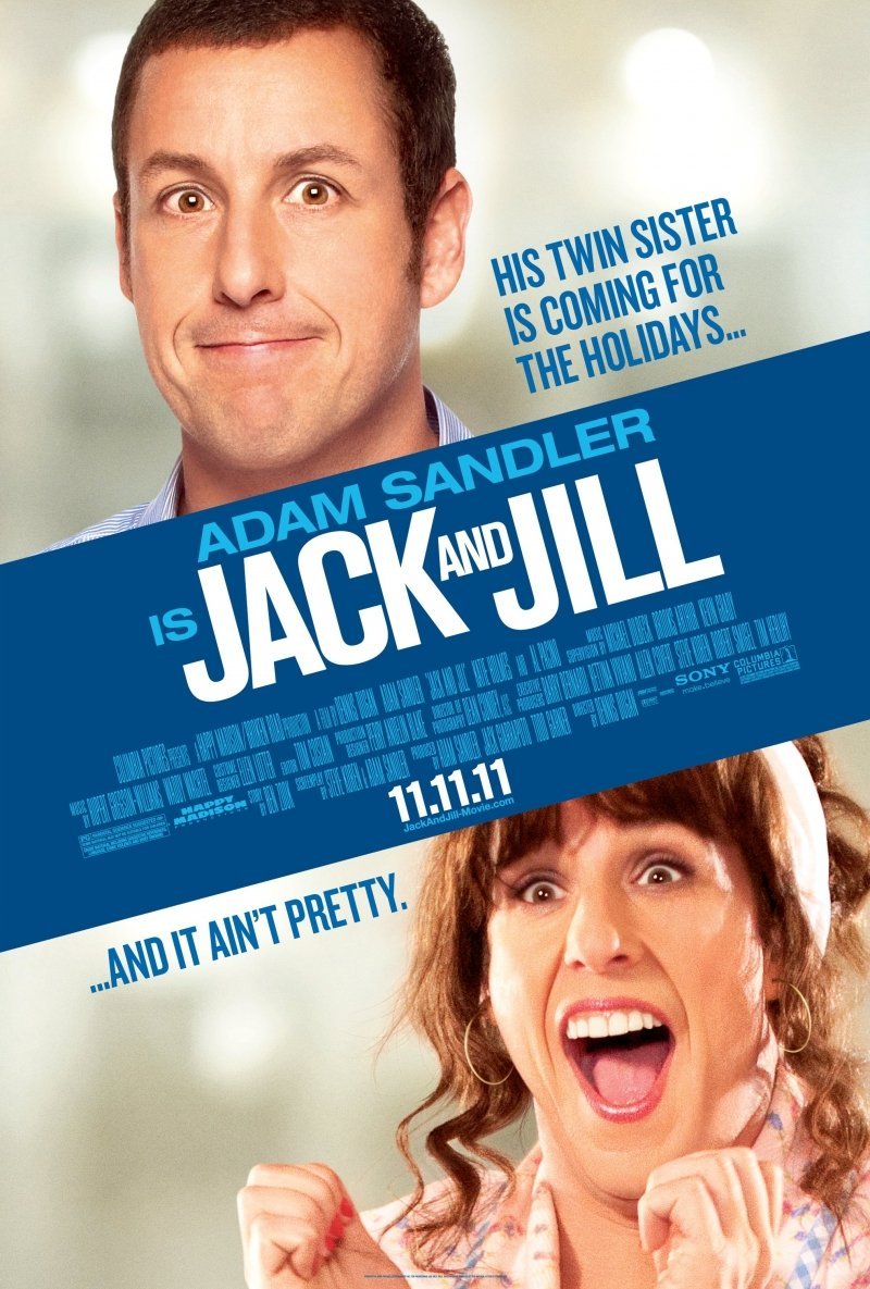jack and jill 2011 poster
