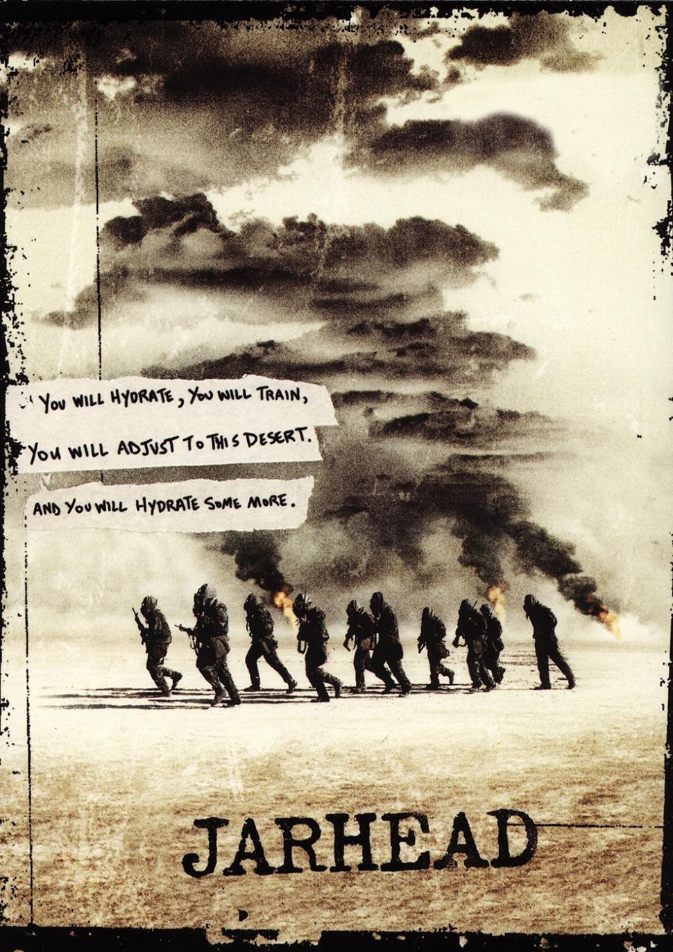 Jarhead (2005) poster - FreeMoviePosters.net