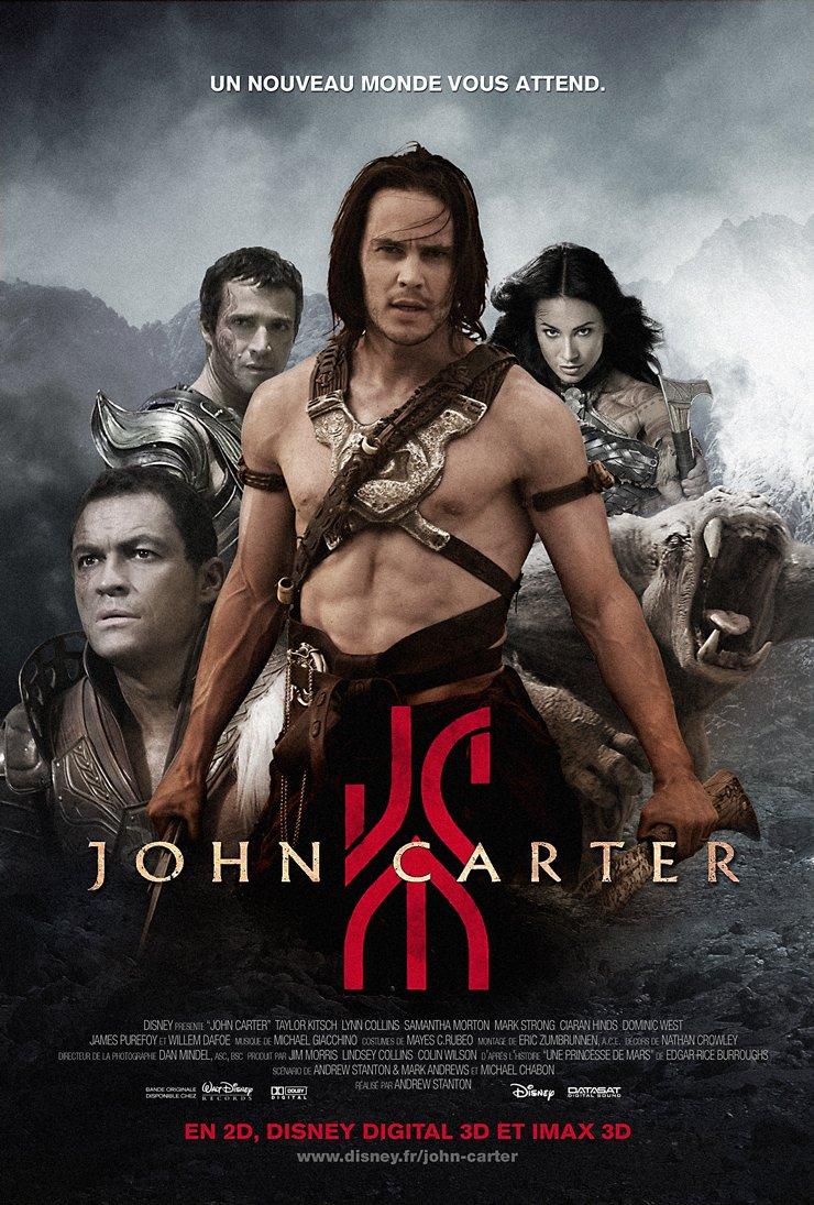 John Carter Movie Download John Carter 2012