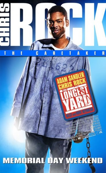 Longest Yard, The poster