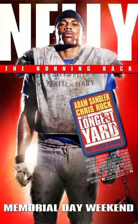 longest yard the 2005 poster freemoviepostersnet
