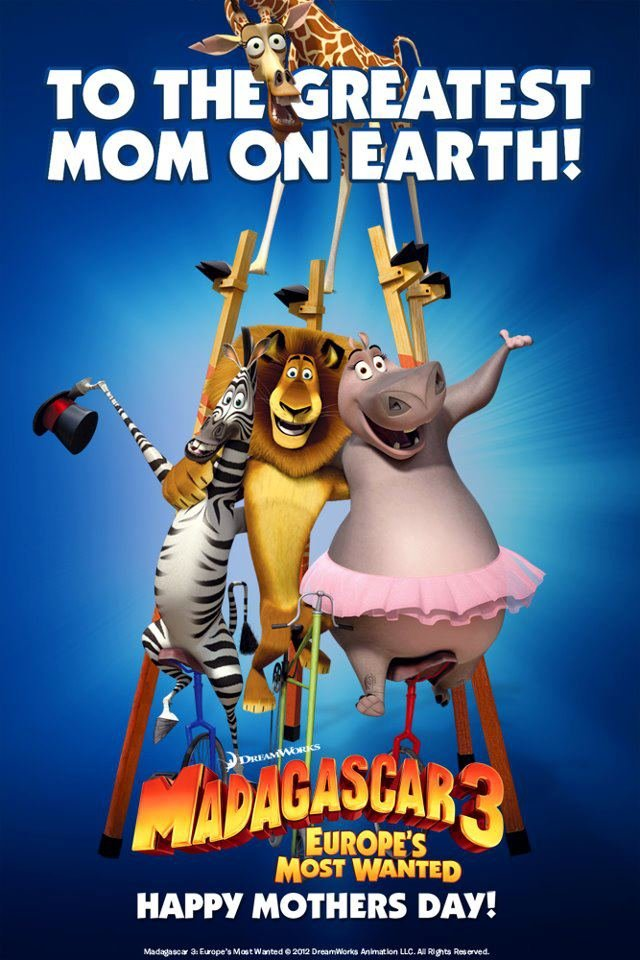 madagascar 3 poster - photo #9