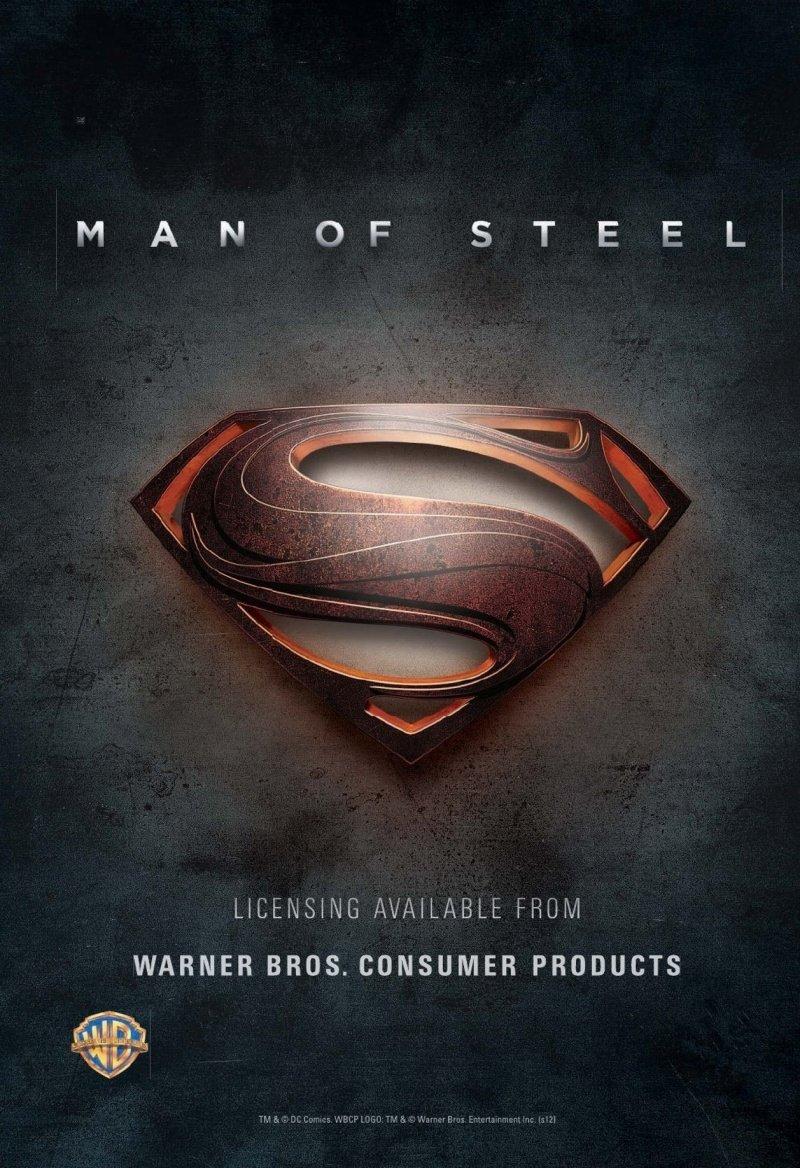 man of steel 2013 poster freemoviepostersnet
