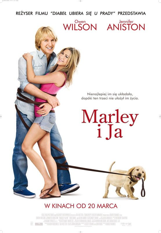marley and me book cover. Marley and Me (2008) poster