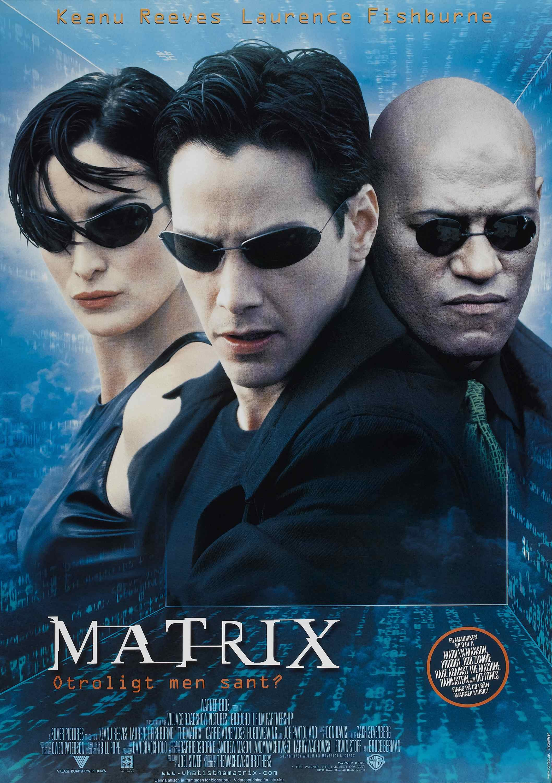 matrix the poster