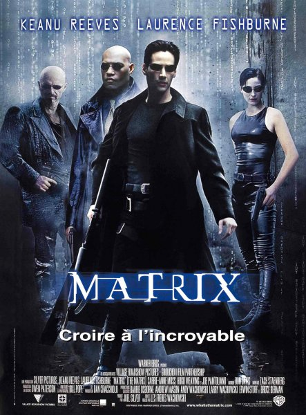 Matrix, The poster