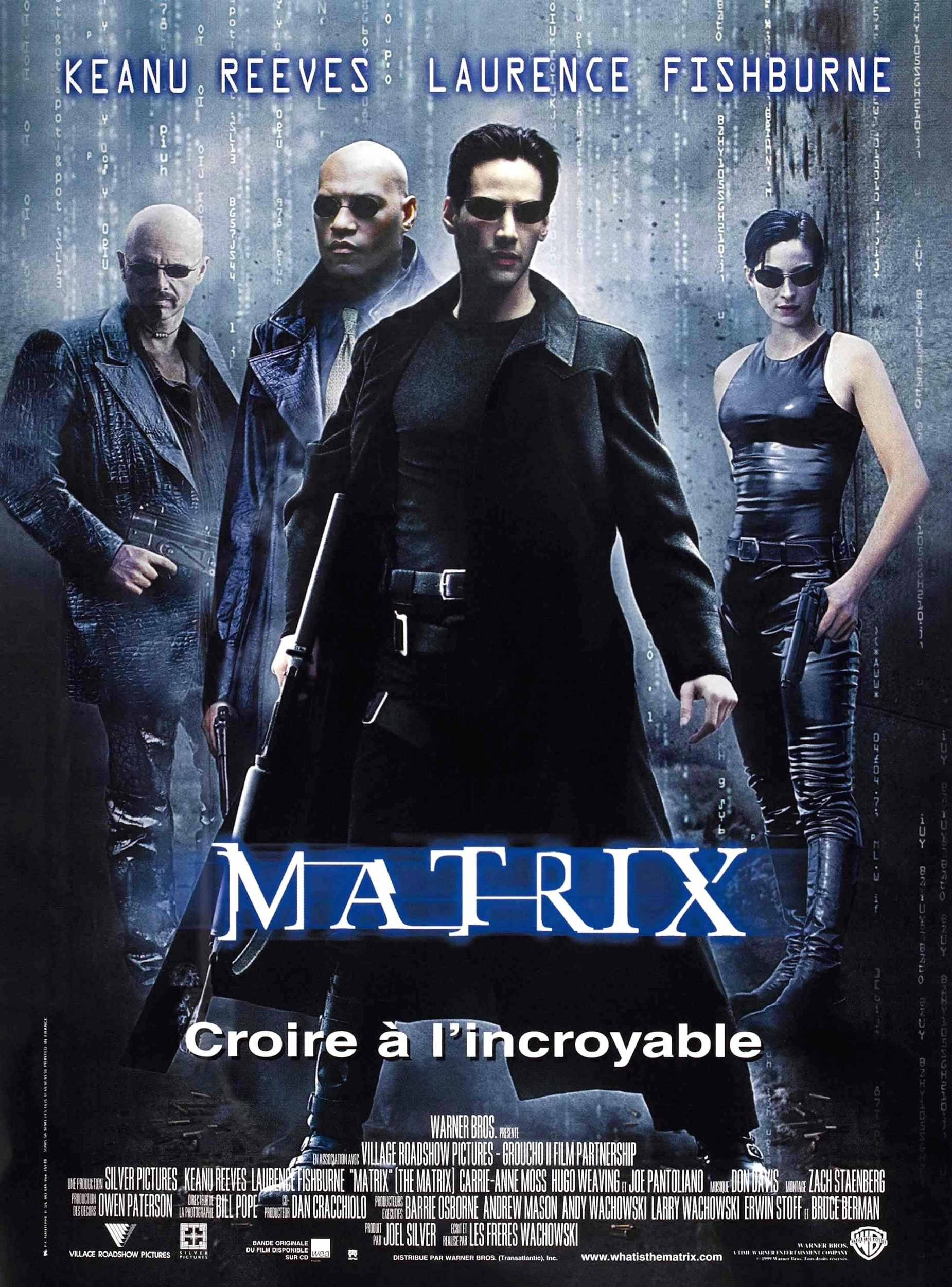 Poster  - Matrix The Poster