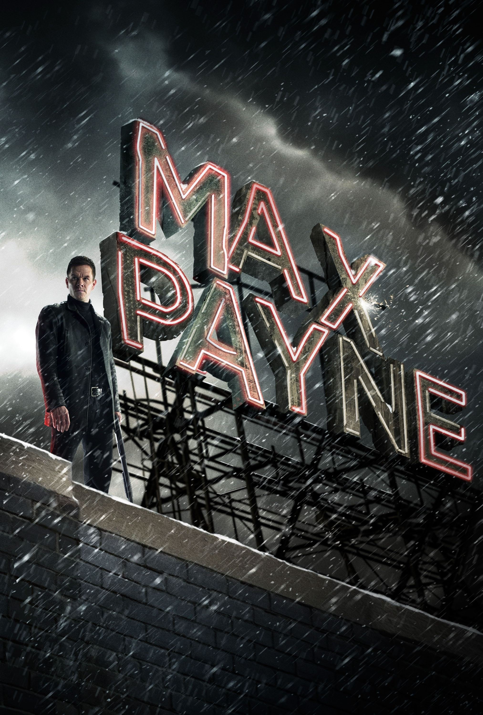 max payne  2008  poster