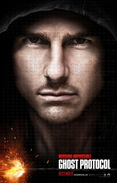 Mission: Impossible - Ghost Protocol poster