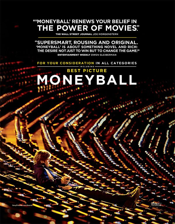 Moneyball (2011) poster - FreeMoviePosters.net