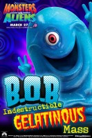 Monsters Vs. Aliens poster