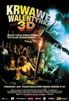My Bloody Valentine 3-D poster