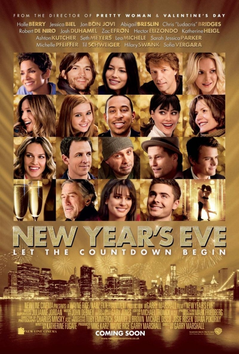 H Swank Movies New Year's Eve (2011) ...