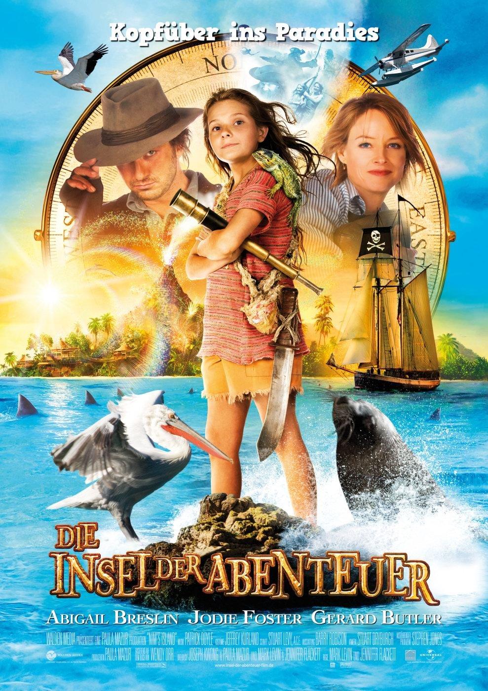 Watch Nim S Island  Full Movie Online Free