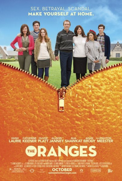 Oranges, The poster