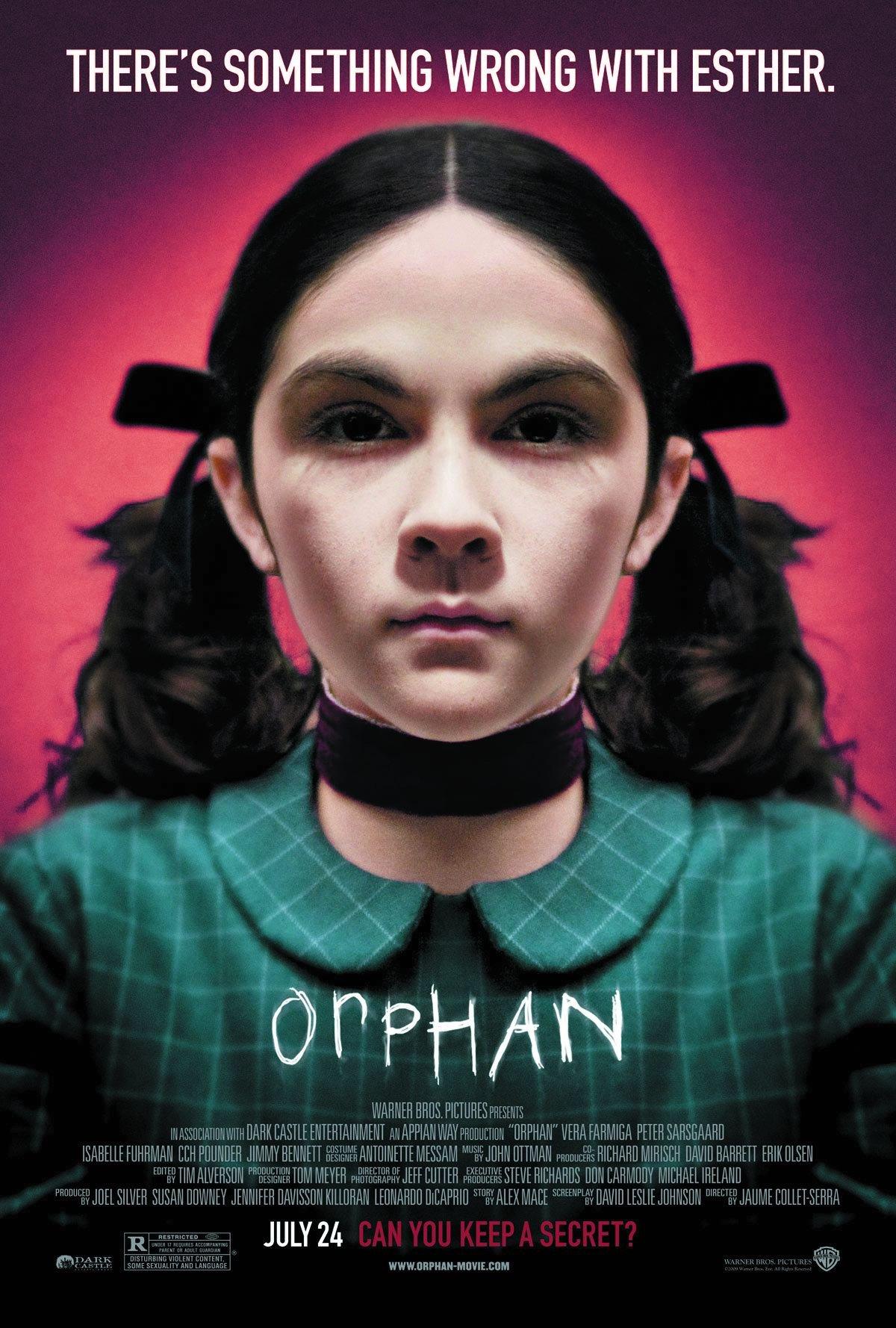 orphan 2009 poster freemoviepostersnet