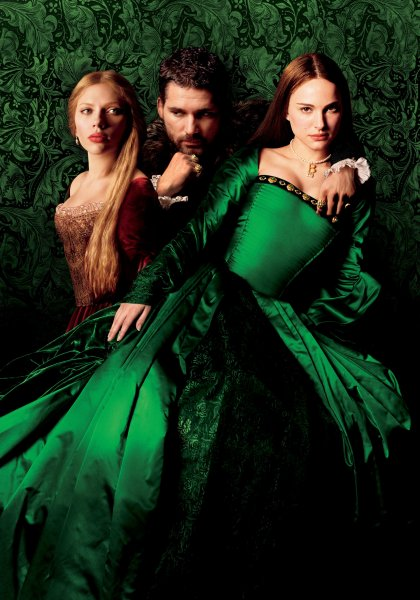 Other Boleyn Girl, The poster