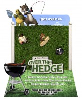 Over the Hedge poster