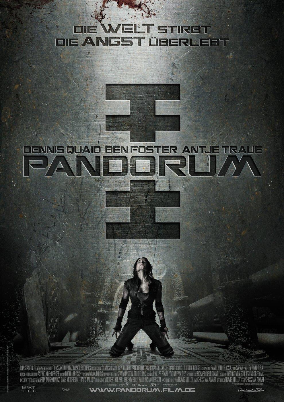 Pandorum Film