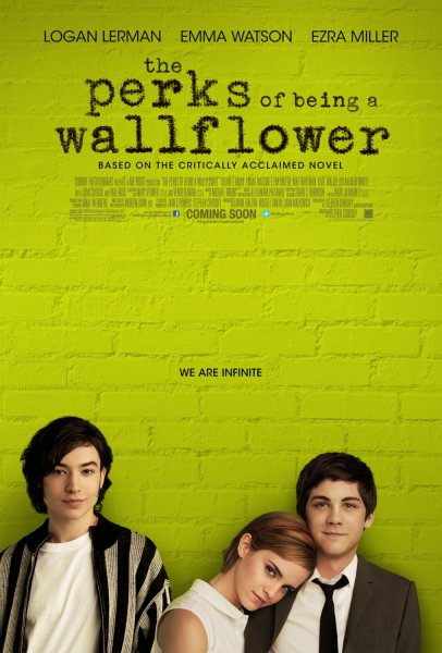 Perks of Being a Wallflower, The poster