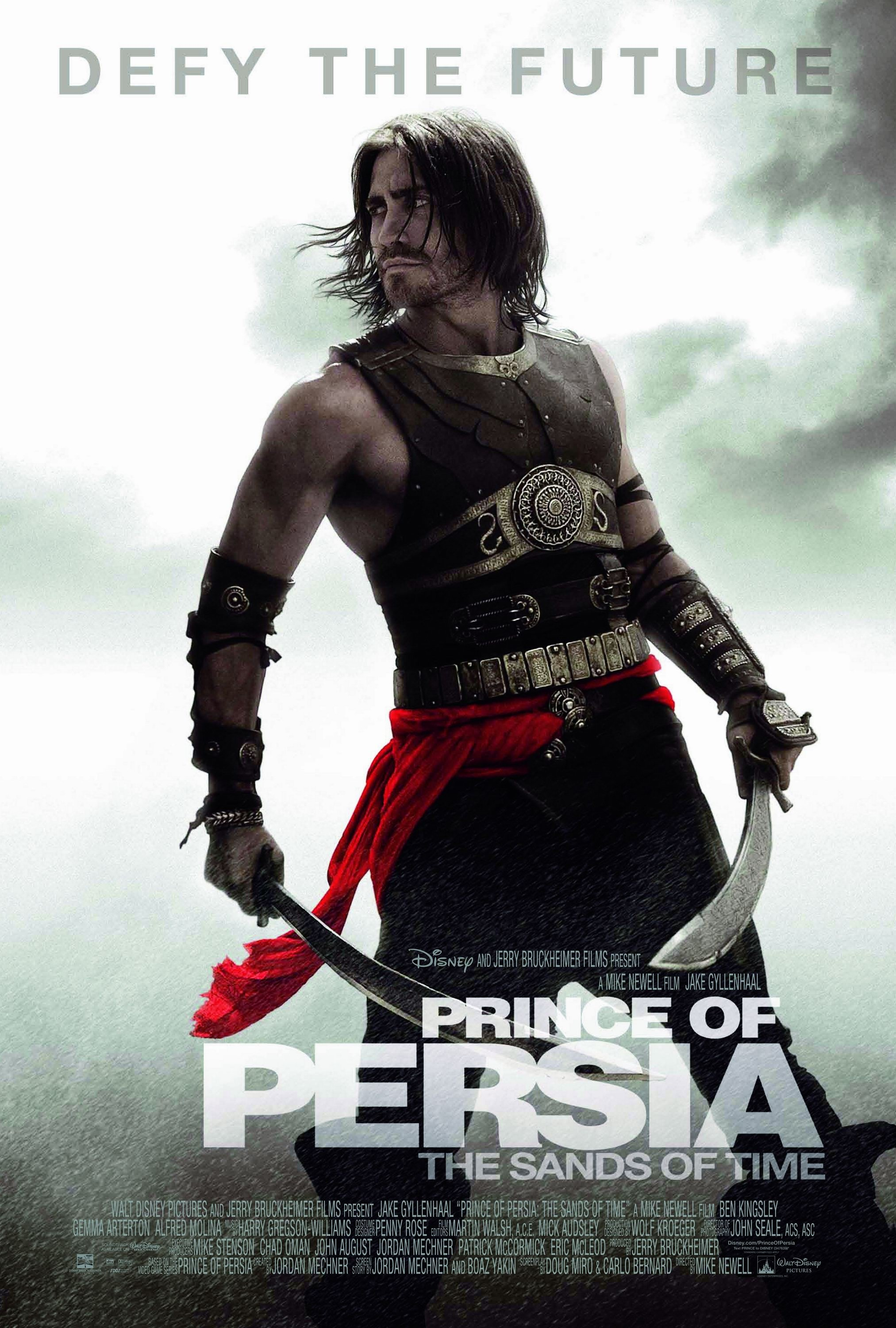 Prince of Persia: The Sands of Time (2010) poster ...