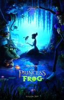 Princess and the Frog, The poster
