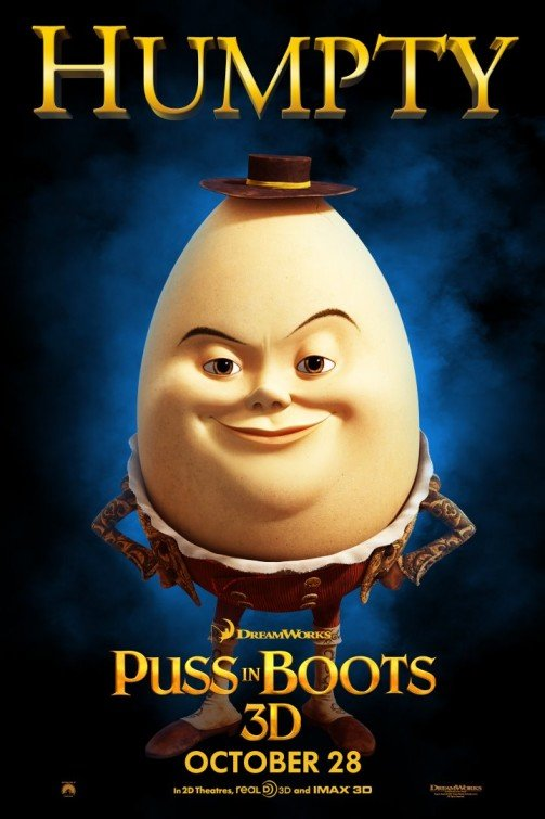 Puss In Boots 2011 Poster Freemovieposters Net