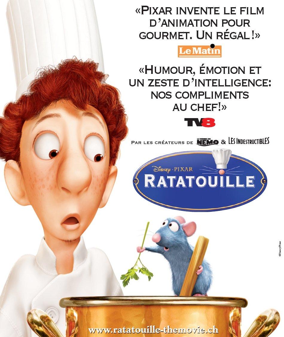 Ratatouille Movie