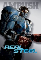 Real Steel poster