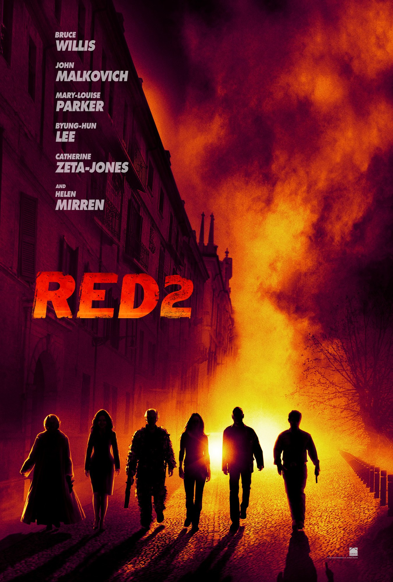 Red 2 Movie Poster Red 2 (2013) poster - ...