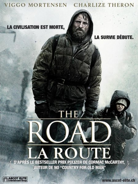 Road, The poster