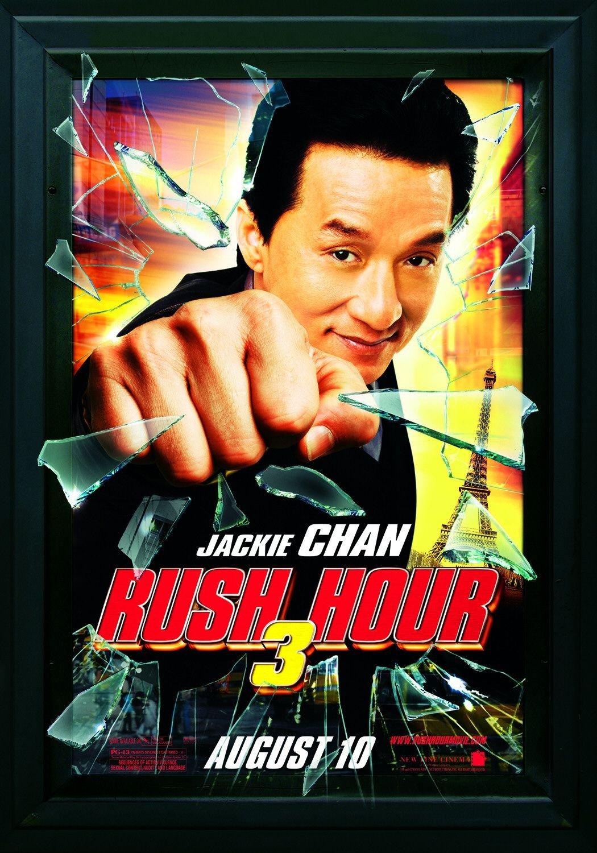 Rush Hour 3 (2007) poster