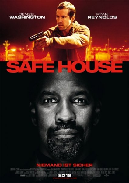 Safe House poster