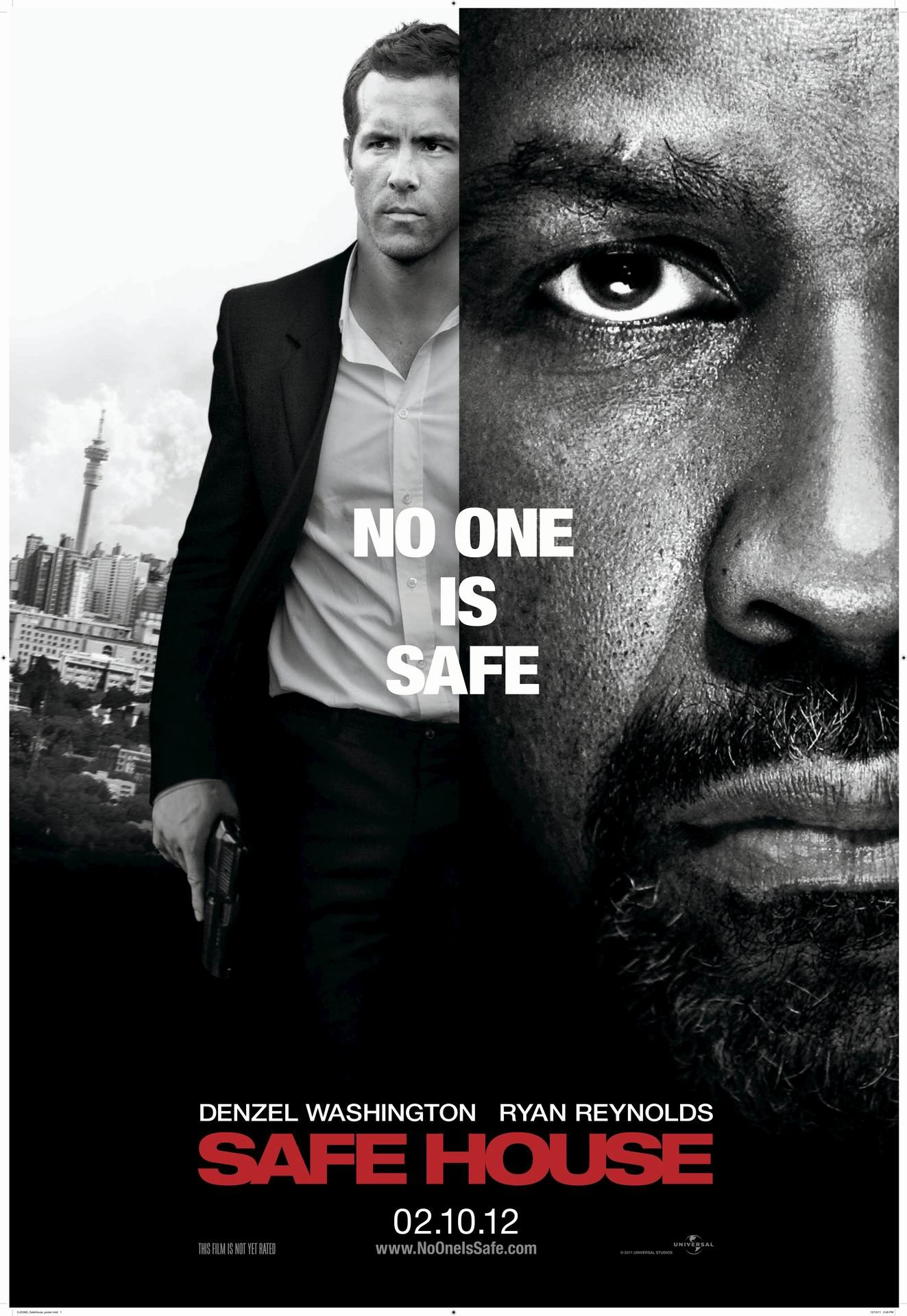 Safe House 2012 Poster Freemovieposters Net