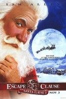 Santa Clause 3: The Escape Clause, The poster