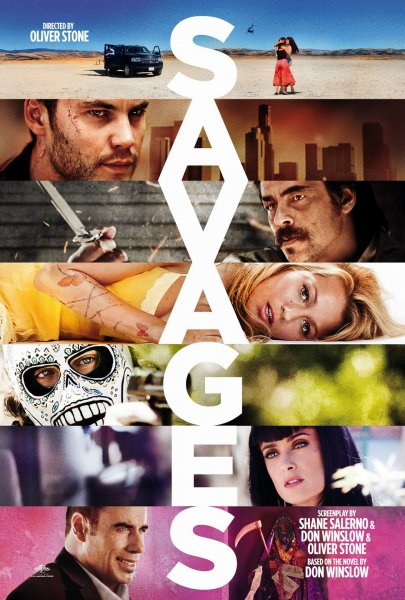 Savages poster