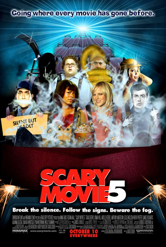 Movie   Scary Movie 5  gt  gt  gt Movie Posters 2013