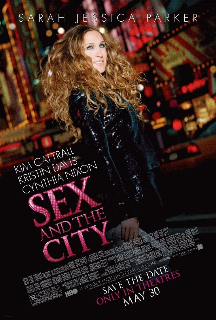 Free Download Sex and The City HD Movie Wallpaper #3