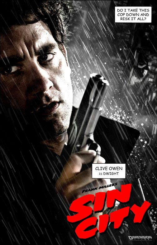 Sin City (2005) poster - FreeMoviePosters.net