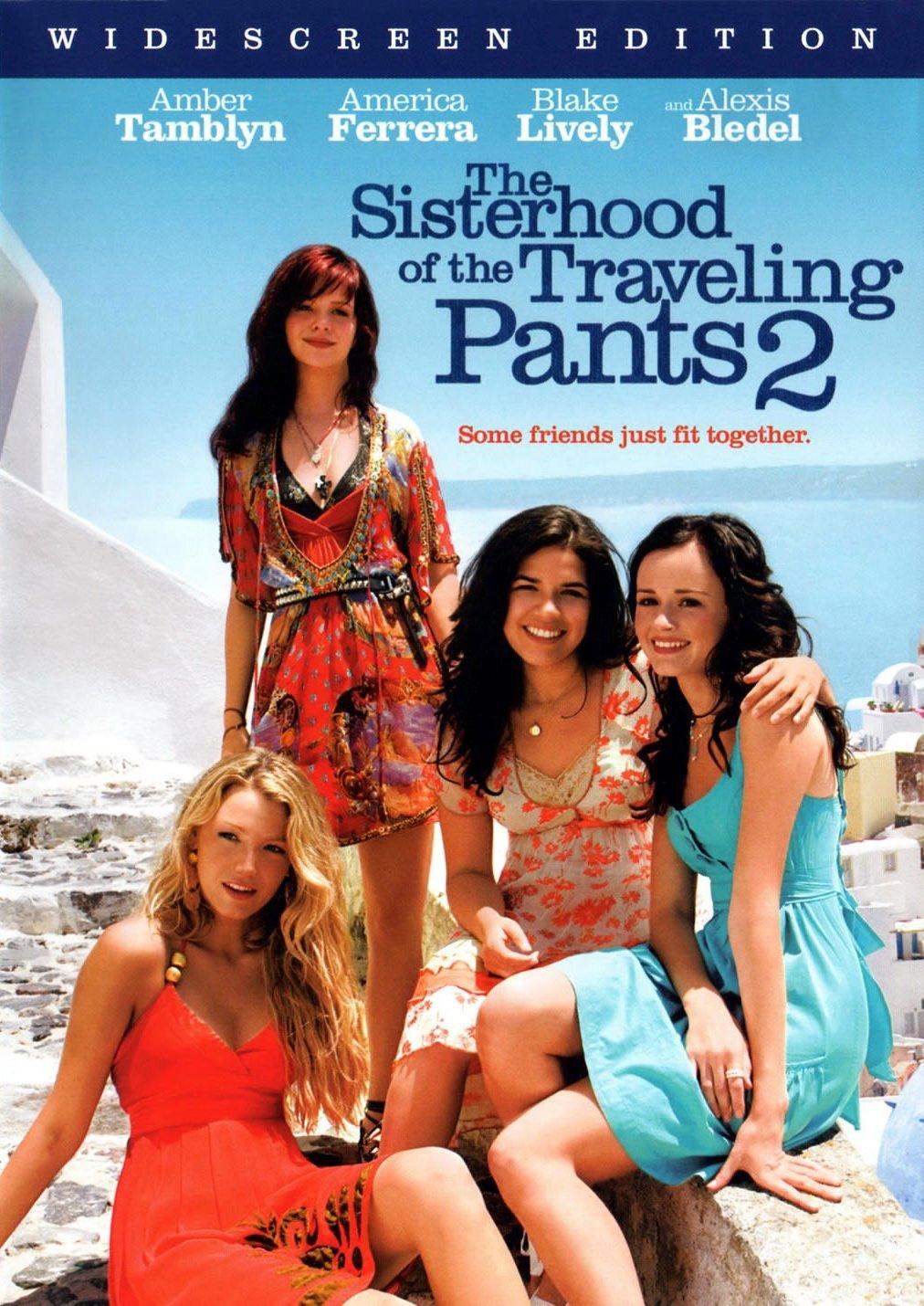 The sisterhood of the traveling pants 2 full movie
